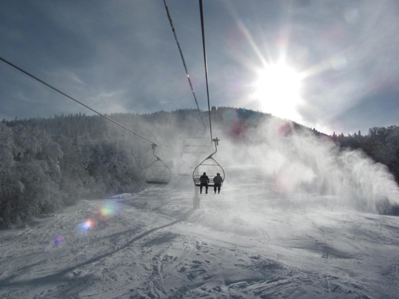 Pico Mountain, Central Vermont