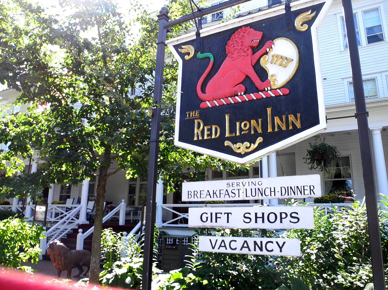 Red Lion Inn, Stockbridge, MA
