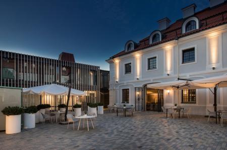 Hotel Pacai Vilnius