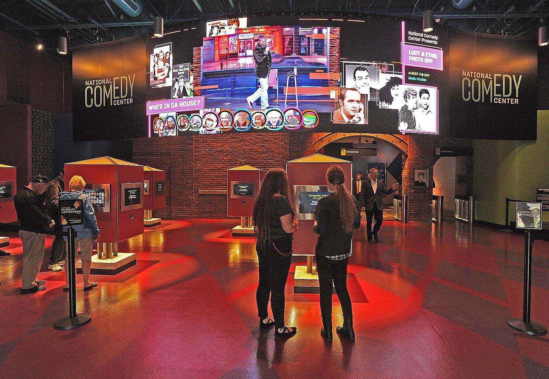 National Comedy Museum e2